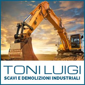 Toni Luigi - Scavi e demolizioni industriali